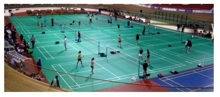GarflorTaraflex Sport Hall