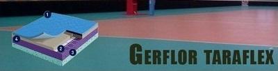 Ketebalan Gerflor TARAFLEX