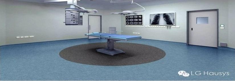 LG Hausys Untuk Lantai Rumah Sakit