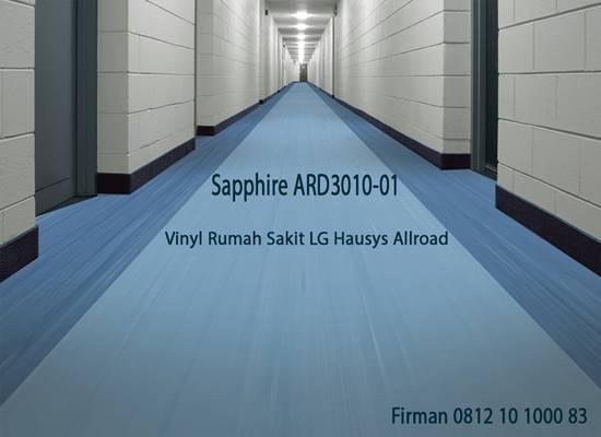 Lantai Vinyl Medistep Allroad, Vinyl Lantai Rumah Sakit