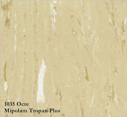 Mipolam Tropan Plus-1035 Ocre