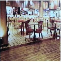 Vinyl Untuk Restaurant