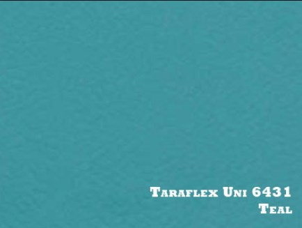 Taraflex Uni 6431 Teal