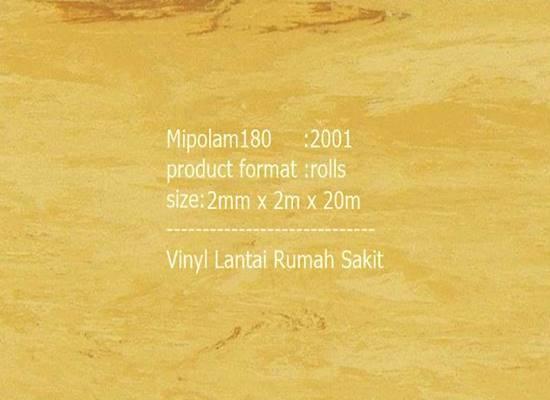 Gerflor Mipolam 180, Vinyl Lantai Rumah Sakit