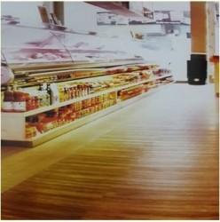 Vinyl Untuk Supermarket