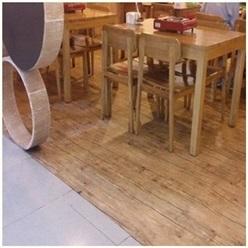 Lantai Vinyl untuk Restoran antik
