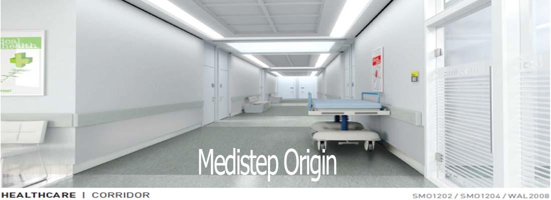 Lantai Vinyl Rumah Sakit Medistep Origin