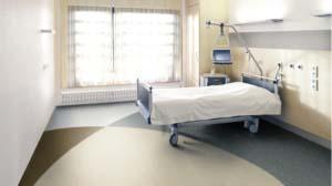 Lantai Vinyl Rumah Sakit Ruang Operasi