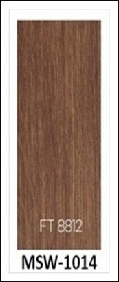 Vinyl Plank FT 8812 - Daeji Vinyl Plank