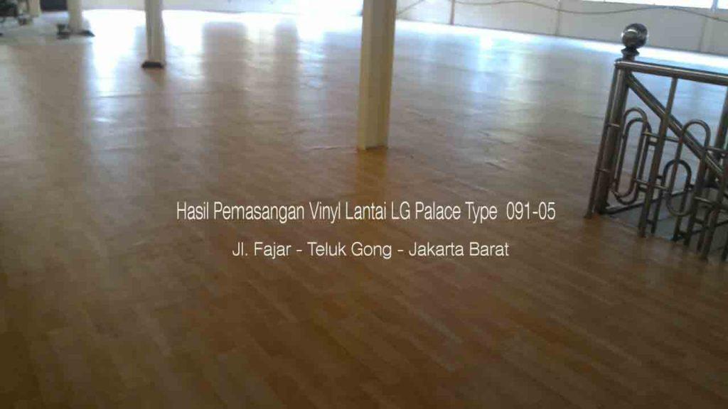 Vinyl Lantai LG Palace 091-05